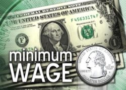2017 Minimum Wage Rate Adjustment